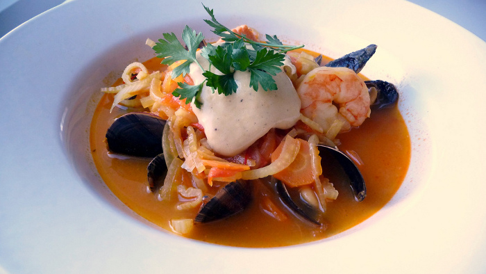 Kuchnia francuska  zupa francuska  bouillabaisse